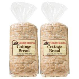 Village Hearth Cottage Bread (24 oz., 2 pk.)