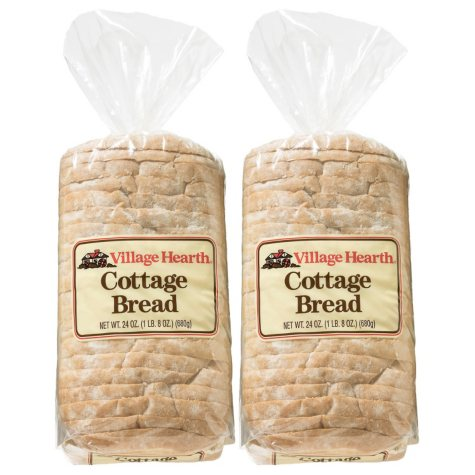 Village Hearth® Cottage Bread - 24 oz. - 2 pk.