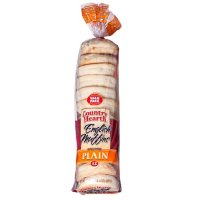 Country Hearth Tube Plain Muffins (12 ct., 24 oz.)