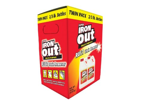 Super Iron Out Rust Stain Remover - 5 lbs. - 2 pk.
