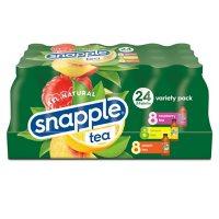 Snapple Tea Variety Pack (20 oz./ 24 pk.)