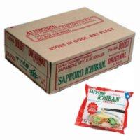 Sapporo Ichiban Japanese Style Noodles, Original (3.5 oz., 24 pk.)