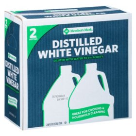 Member's Mark Distilled White Vinegar (1 gal., 2 ct.)