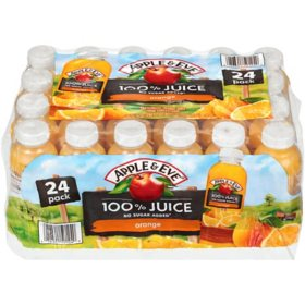 Apple & Eve 100% Orange Juice (10oz / 24pk)