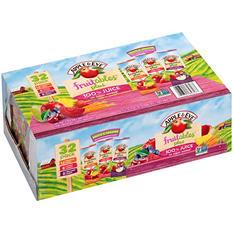Apple & Eve Fruitables 100% Juice Variety Pack (6.75 oz., 32 ct.)