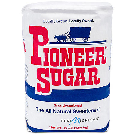 Pioneer Granulated Sugar (10 lb.)
