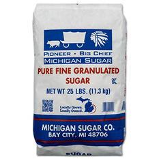Pioneer Granulated Sugar (25 lbs.)