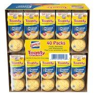 40-CT Lance Toasty Sandwich Crackers 1.29 oz. Deals