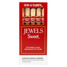 HAV-A-TAMPA Jewels Sweet Cigars (5 ct., 10 pk.)