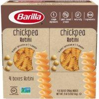 Barilla Chickpea Rotini Pasta (8.8 oz., 4 pk.)