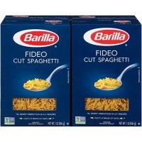 Barilla Fideo Cut Spaghetti (1 lb., 4 pk.)
