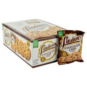 Linden's Chocolate Chip Cookies (1.8 oz., 18 ct.)