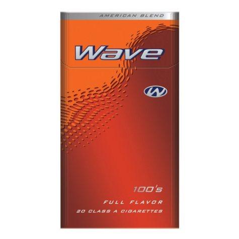 Wave 100s 1 Carton
