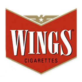 Wings Red 100s Box (20 ct., 10 pk.)
