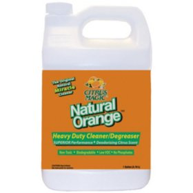 Citrus Magic Heavy Duty Cleaner and Degreaser (1 gal.)