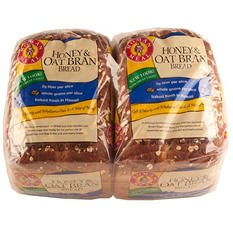 Roman Meal Honey & Oat Bran Bread (24 oz., 2 pk.)