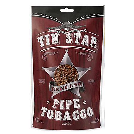 Tin Star Regular Roll Your Own Tobacco - Large Bag