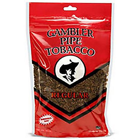 Gambler Large Full Flavor Pipe Tobacco AZ (16 oz.)