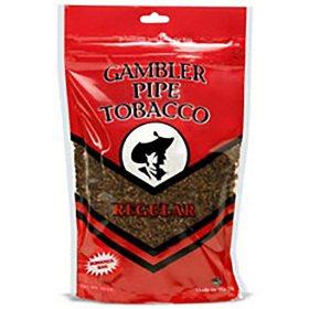 Gambler Large Full Flavor Pipe Tobacco - 16 oz. bag