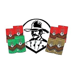 4 Aces Pipe Tobacco, Regular, Large Bag (16 oz.)