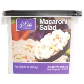 St. Clair Macaroni Salad (4 lbs.)