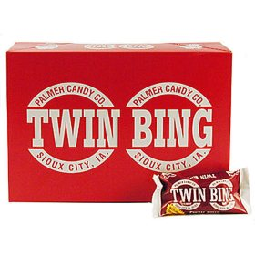 Twin Bing Candy Bar  (36 ct.)