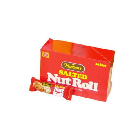 Pearson's Salted Nut Roll (1.8 oz. bar., 24 ct.)