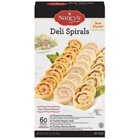 Nancy's Deli Spirals (60 ct.)