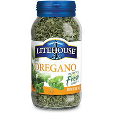 Litehouse Instantly Fresh Oregano - 6 Pk.