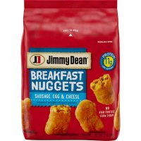 Jimmy Dean Sausage, Egg and Cheese Breakfast Nuggets, Frozen (27 oz.)