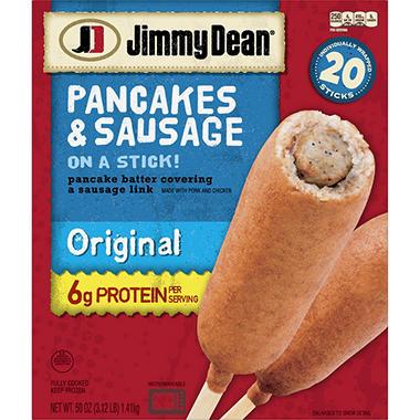 Jimmy Dean Favorites