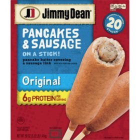 Jimmy Dean Pancake and Sausage on a Stick (20 ct.)