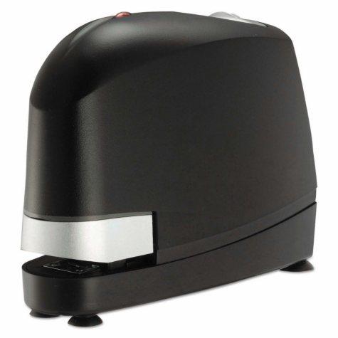 Bostitch B8 Heavy-Duty Electric Stapler Value Pack, 45-Sheet Capacity, Black