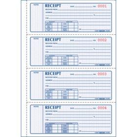 "Sales Order Books - 3-3/8"" x 5"" - 10 pk."
