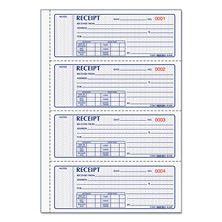 Rediform - Receipt Money Collection Forms