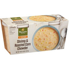Legal Sea Foods Shrimp and Corn Chowder (40 oz., 2 pk.)