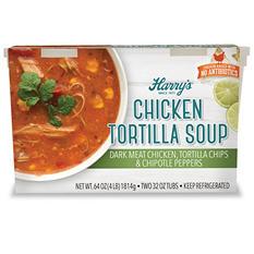 Panera Bread Chicken Tortilla Soup (24 oz. tubs, 2 pk.)