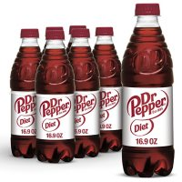 Diet Dr Pepper (16.9 oz., 24 pk.)