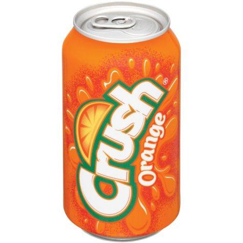 Orange Crush (12 oz. cans, 20 pk.)