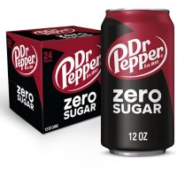 Dr Pepper Zero Sugar Soda (12 fl. oz., 24 pk.)
