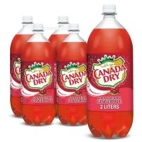 Canada Dry Cranberry Ginger Ale (2 L, 4 pk.)