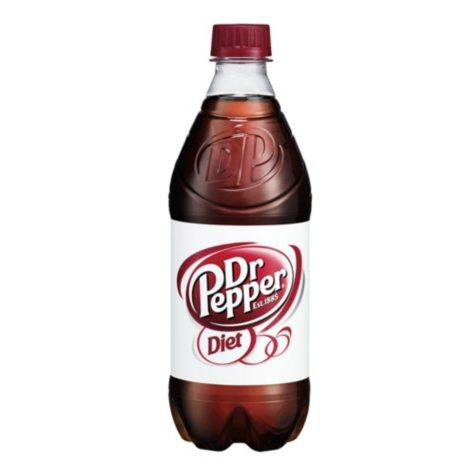 Diet Dr Pepper (20 oz. bottle)