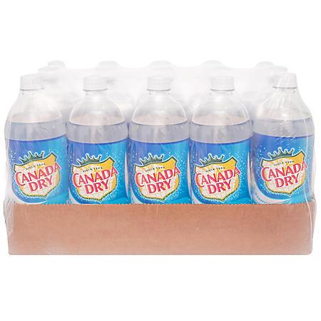 Canada Dry Club Soda (1L)