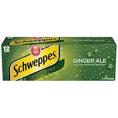 Schweppes Ginger Ale (12 oz. ea., 12 pk.)