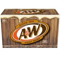 A&W Root Beer (12oz / 36pk)