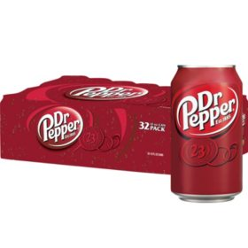 Dr Pepper (12 oz., 32 pk.)