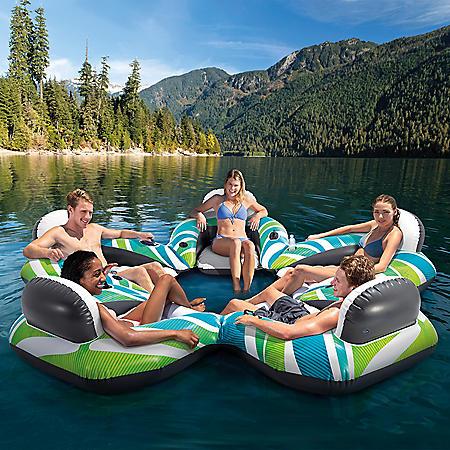 Intex Funtastic Five Floating Island