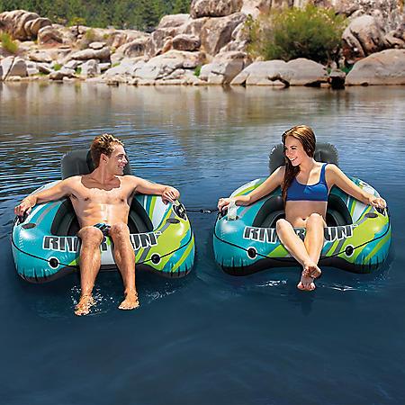 Intex River Run Two-Pack Sports Lounge