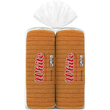 Grandma Sycamore's Home-Maid Bread (24oz / 2pk)