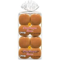 Grandma Sycamore's Home-Maid Hamburger Buns (36oz)